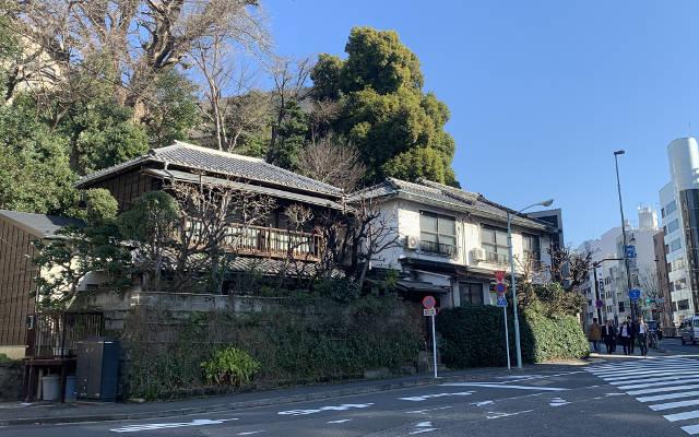 Classic house near Ramen Jiro
